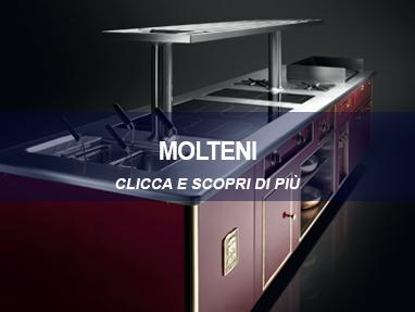 Cottura modulare Molteni
