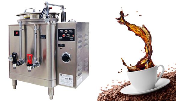 dispenser caffè alta produttività