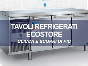 tavoli refrigerati ecostore